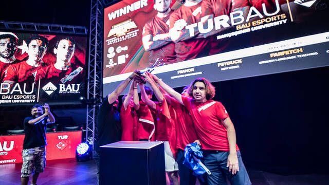 TLP 2018: Turquía gana la final del University Esports Masters