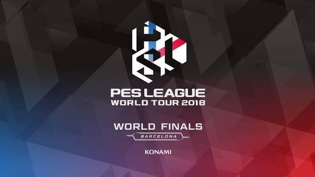 Sigue en directo las Finales de PES LEAGUE 2018