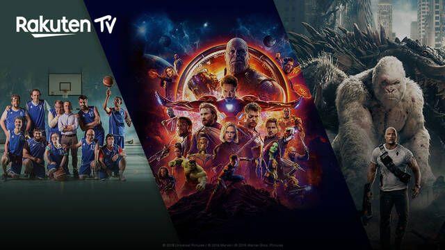 'Avengers: Infinity War' llega a Rakuten TV este mes de agosto