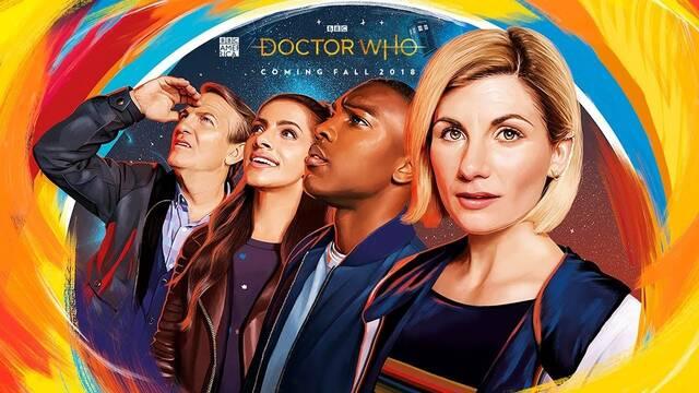 Así es el despertar de Jodie Whittaker como la nueva Doctora Who