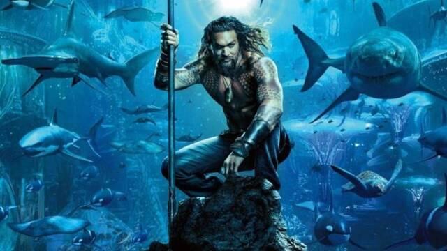 Primer tráiler de Aquaman con Jason Momoa en la San Diego Comic-Con