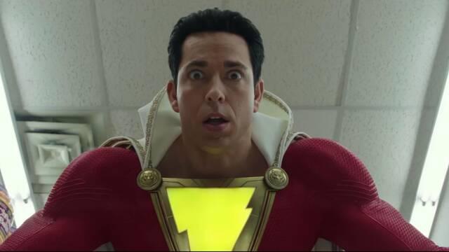 Primer tráiler de Shazam!, nuevo héroe de DC con Zachary Levi