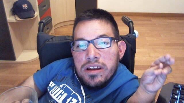Moyorz87, el youtuber con huesos de cristal que se sale en Fortnite