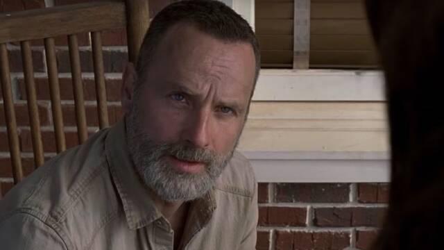 The Walking Dead - Tráiler de la temporada 9, última de Andrew Lincoln