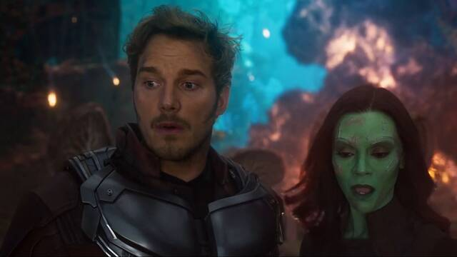 Chris Pratt, Zoe Saldana y Dave Bautista opinan sobre el despido de James Gunn