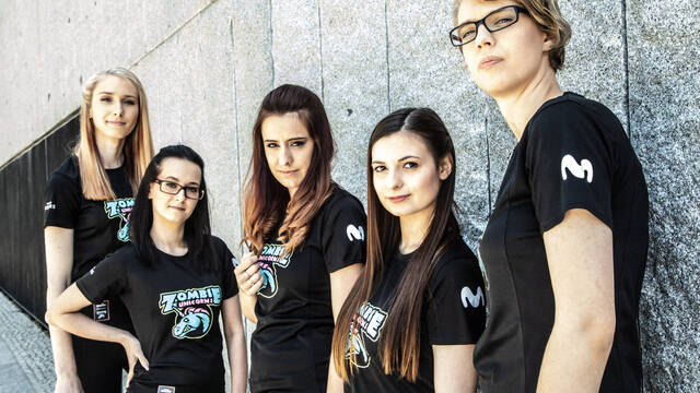 Zombie Unicorns ganan el torneo Girlgamer de Estoril