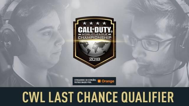 LVP dará en castellano el Last Chance Qualifier y los playoffs de la CWL
