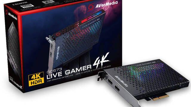 La capturadora 4K y 60 fps de AverMedia llega a Europa por 299 euros