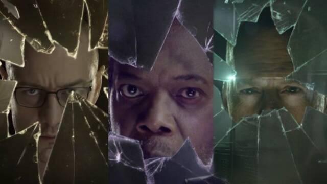 Primer tráiler de Glass, final de la trilogía de El Protegido y Múltiple