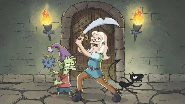 Tráiler de (Des)encanto, lo nuevo de Matt Groening para Netflix