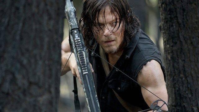Norman Reedus niega que Daryl vaya a ser el sustituto de Rick