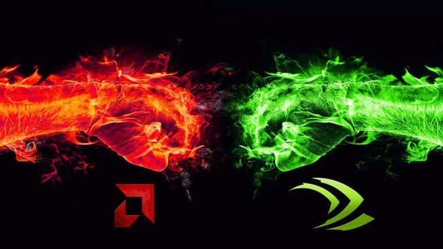 AMD tiene mejor rendimiento que NVIDIA al activar el HDR a 4K