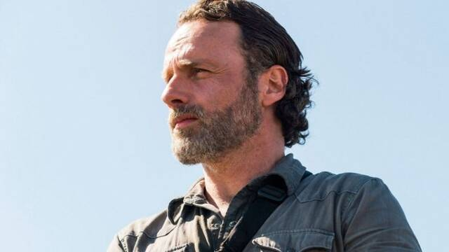 Andrew Lincoln habla de su abandono de 'The Walking Dead'