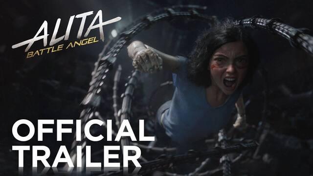 'Alita: Ángel de combate' presenta su ciencia ficción en un nuevo tráiler
