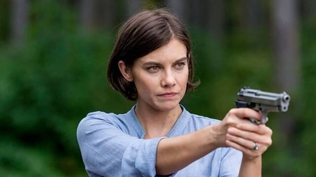 Lauren Cohan: 'La historia de Maggie no acaba en la temporada 9'