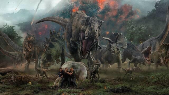 'Jurassic World: El reino caído' cerca de los 1000 millones de dólares