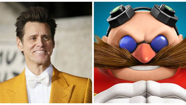 Jim Carrey será el Doctor Eggman en la película de 'Sonic The Hedgehog'