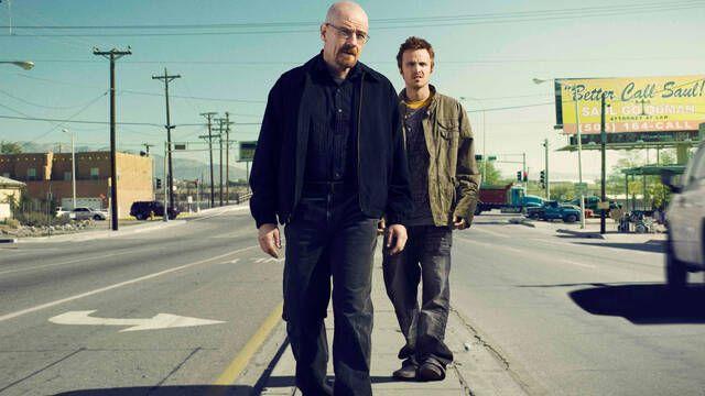 El creador de 'Breaking Bad' quiere a Walt y a Jesse en 'Better Call Saul'