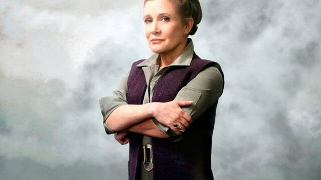 El hermano de Carrie Fisher apoya que aparezca en 'Star Wars: Episodio IX'