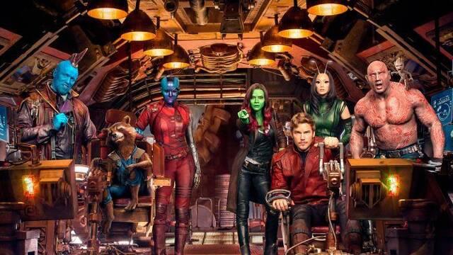 El reparto de Guardianes de la Galaxia pide el regreso de James Gunn