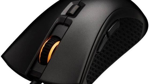 HyperX anuncia su ratón Pulsefire FPS Pro RGB