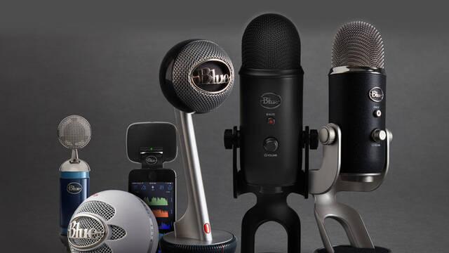 Logitech compra la marca de micrófonos Blue por 117 millones de dólares
