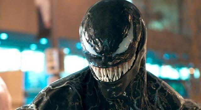 Nuevo tráiler de Venom con Tom Hardy