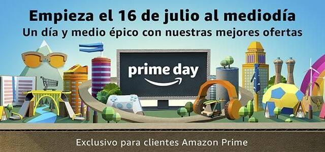 Amazon confirma que el Prime Day 2018 será el 16 de julio