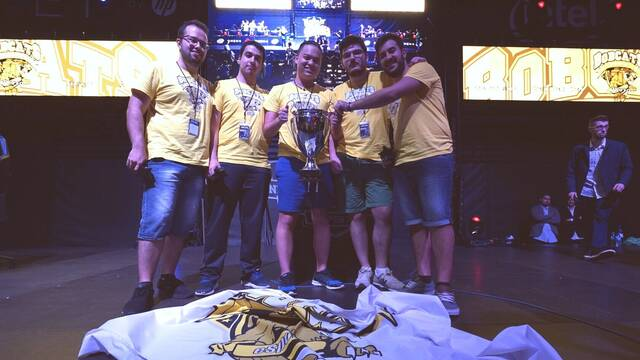 Bobcats, Stingrays y Pirates son los ganadores de University Esports