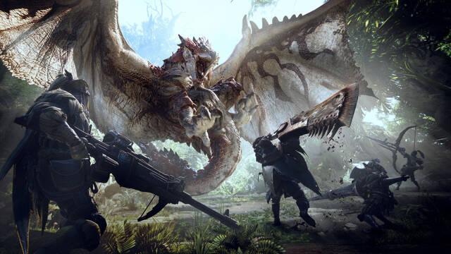 Monster Hunter World hará trabajar duro al procesador en la versión de PC