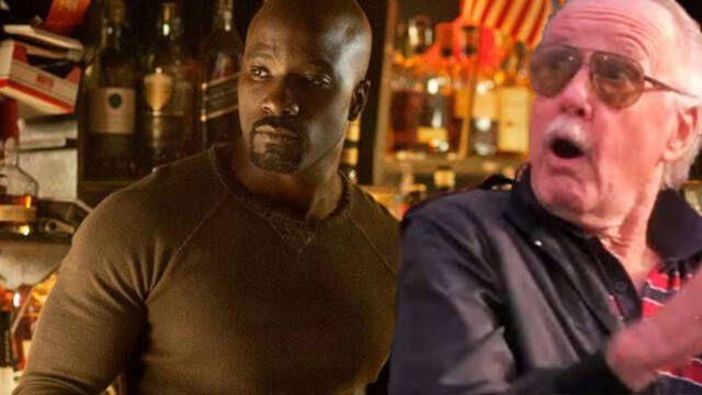Stan Lee tiene un cameo en la segunda temporada de Luke Cage