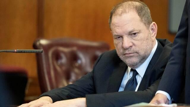 Harvey Weinstein suma nuevos crímenes sexuales a sus espaldas
