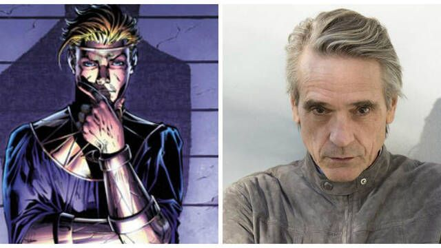 Jeremy Irons podría interpretar a Ozymandias en 'Watchmen' de HBO