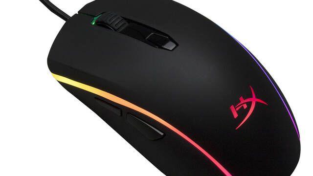 HyperX relanza su nuevo ratón para jugones: HyperX Pulsefire Surge