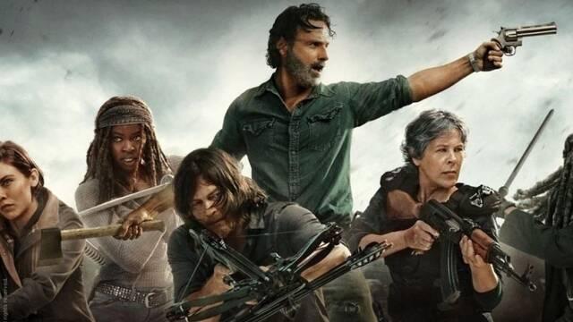 Un críptico mensaje revoluciona a los fans de 'The Walking Dead'