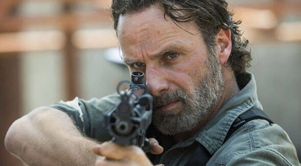 Esta es la idea de Andrew Lincoln para acabar con Rick en The Walking Dead