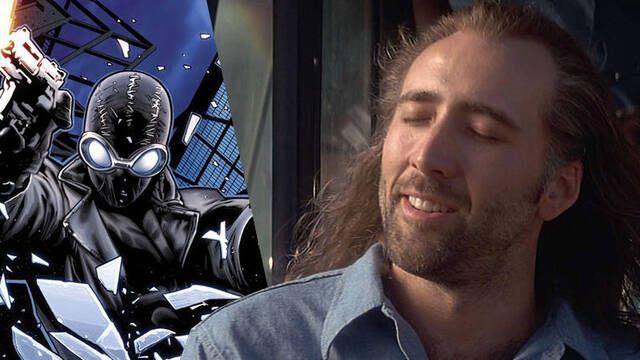 Spider-Man: Un nuevo Universo ficha a Nicolas Cage como Spider-Man Noir