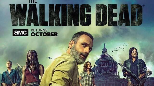 Revelado el primer arte promocional de la Temporada 9 de The Walking Dead