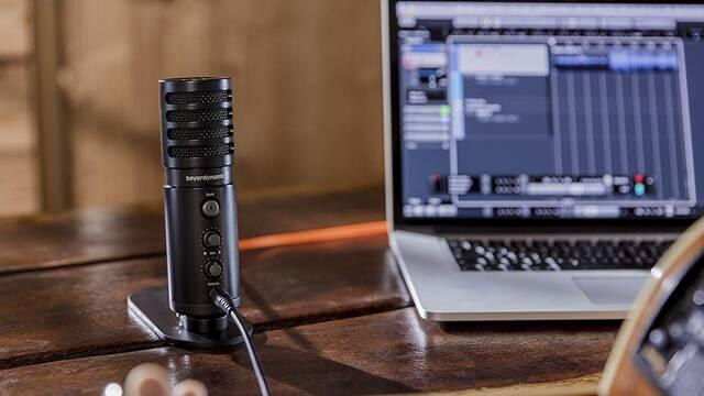 Fox, el nuevo micrófono USB de Beyerdynamics para streamers y podcasters