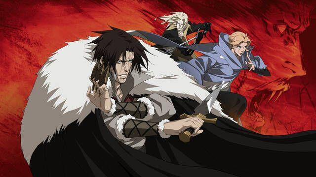 La serie animada 'Castlevania' estrenará su segunda temporada en octubre