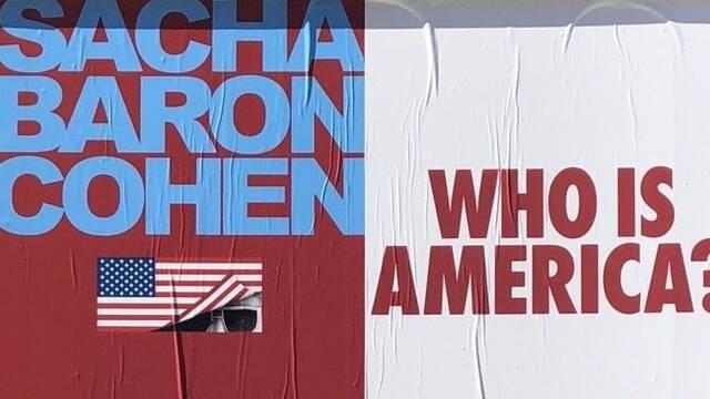 La nueva serie de Sacha Baron Cohen se titula 'Who Is America?'