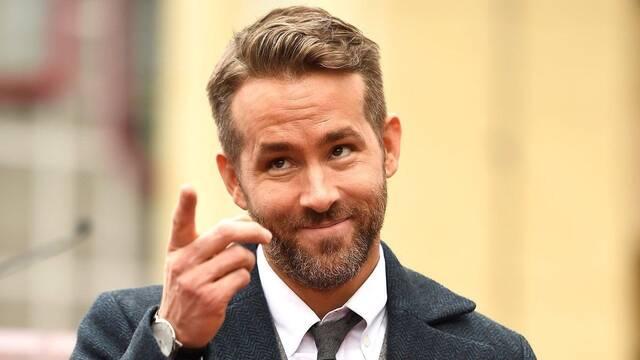 Ryan Reynolds se une a Red Notice, película adquirida por Netflix