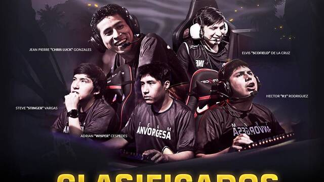 El equipo peruano Infamous Gaming se clasifica para The International 2019