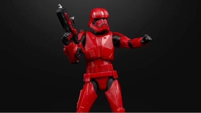 Star Wars: Este es el aspecto del Sith Trooper, presente en el Episodio IX