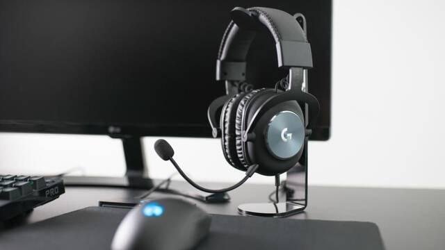 Logitech presenta sus auriculares para jugadores Pro X