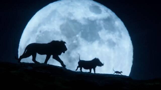 Un nuevo clip de El Rey León que no ha convencido a casi nadie...