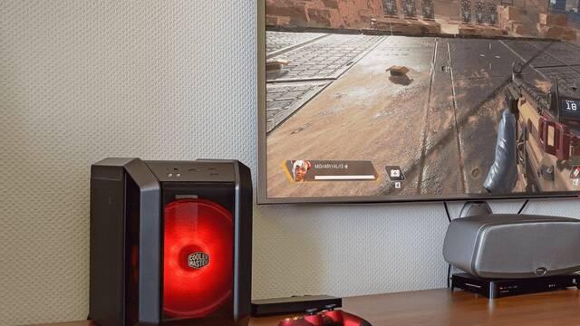 Cooler Master presenta Masterbox H100, su caja más pequeña para PC