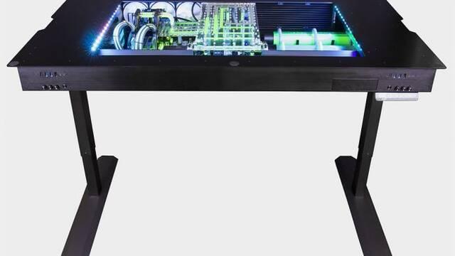 Infin 8 Altar, el PC para jugar con forma de mesa que cuesta más de 12.500 euros