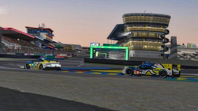 MSI eSports vence en el Grupo A de la #iSCE en Le Mans