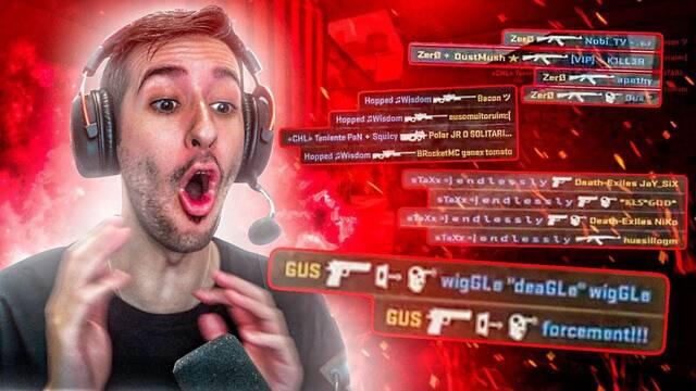 Los mejores jugadones de CS:GO… de los suscriptores de Black
